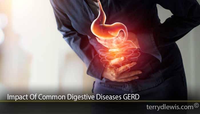 Impact Of Common Digestive Diseases GERD