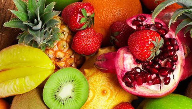 Healthy Digestion with Fruit Breakfast